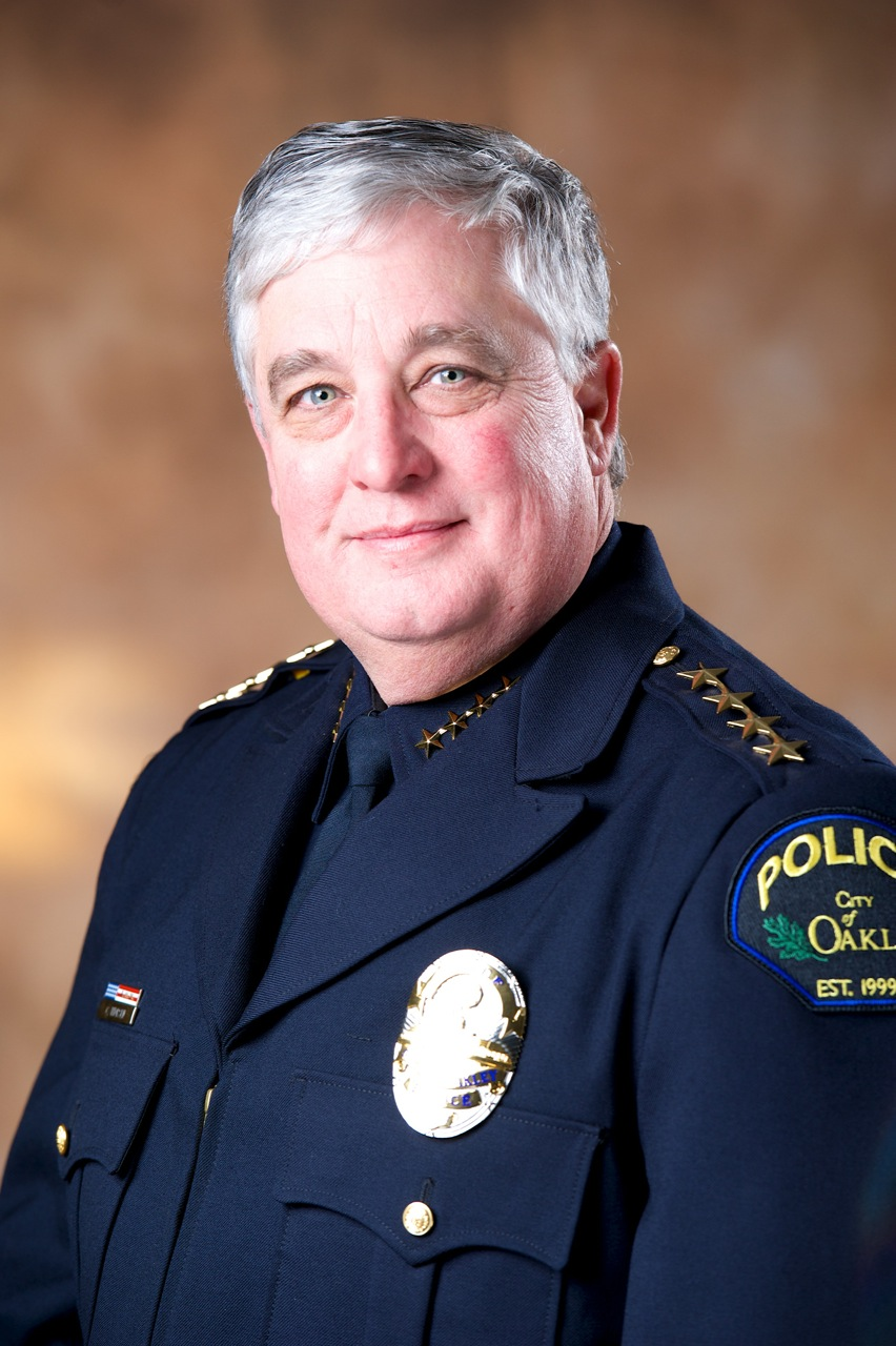 Meet the police department city of oakley for Bureau chief